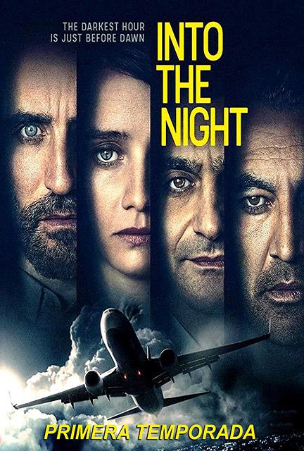 INTO THE NIGHT, SEASON 1 - NetROPOLIS DVD